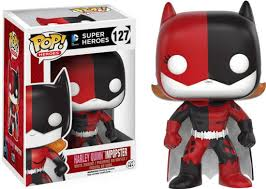 Funko Pop! DC Super Heroes: Harley Quinn Impopster