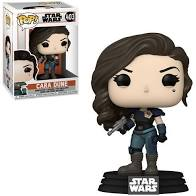 Funko Pop Star Wars: The Mandalorian - Cara Dune