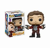 Funko Pop! Movies - Guardians Of The Galaxy 2 - Star-Lord