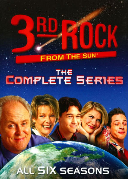 3rd Rock From The Sun The Complete Series