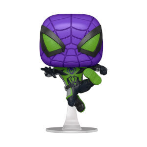 Funko Pop Games: Marvel's Spider-Man Miles Morales (Purple Reign)