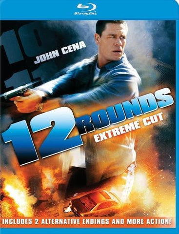 12 Rounds Blu-Ray : Pre-Owned Blu-Ray - Yellow Dog Discs
