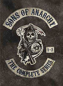 Sons Of Anarchy The Complete Series 1-7
