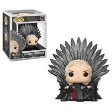 Funko Pop Game Of Thrones - Daenerys Targaryen (Iron Throne)