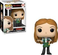 Funko Pop! Movies: Office Space - Joanna w/Flair