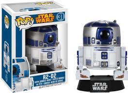 Funko Pop! Star Wars - R2-D2