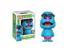 Funko Pop! Television - Sesame Street- Herry Monster (Specialty Series)