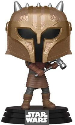 Funko Pop Star Wars: The Mandalorian - The Armorer