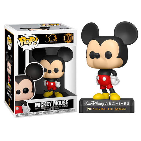 Funko Pop Disney: Disney Archives - Mickey Mouse