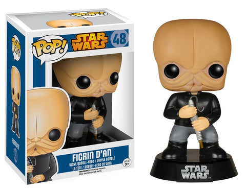 Funko Pop! Star Wars: Figrin D'An (GameStop)