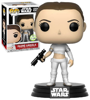Funko Pop! Star Wars: Padme Amidala (2018 Spring Convention Shared Sticker)