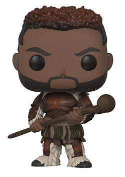 Funko Pop! Marvel: Black Panther - M'Baku