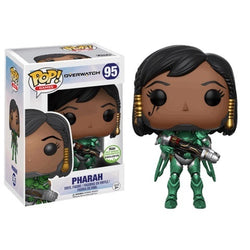 Funko Pop! Games: Overwatch - Pharah (2017 Spring Convention Shared)
