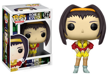 Funko Pop Animation: Cowboy Bebop - Faye