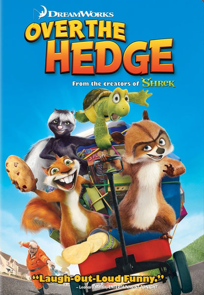 Over The Hedge ( WideScreen)