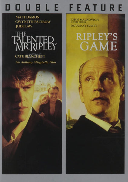 The Talented Mr.Ripley and Ripley's Game Double Feature