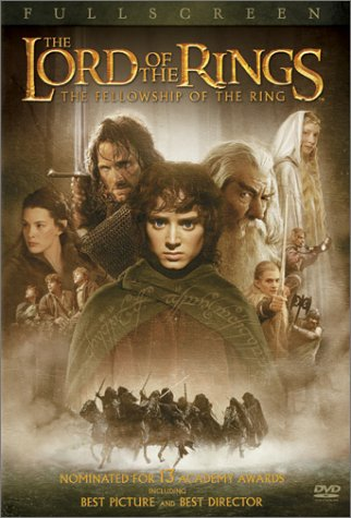 The Lord Of The Rings: The Fellowship Of The Ring (Fullscreen)