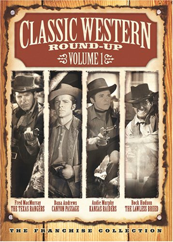 Classic Western Round-Up Vol. 1