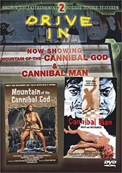 Horror Double Feature: Mountain of the Cannibal God and Cannibal Man