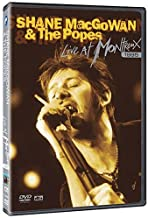 Shane McGowan & The Popes Live At Montreux 1995