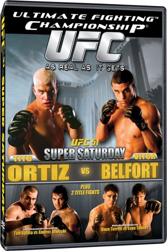 UFC 51: Super Saturday