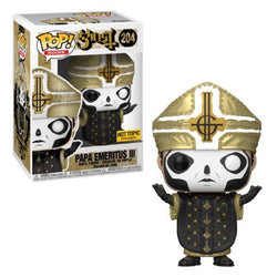 Funko Pop! Rocks - Ghost: Papa Ermeritus III (Hot Topic)