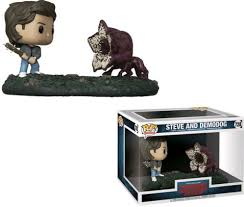 Funko Pop!  Stranger Things: Movie Moment - Steve vs Demodog