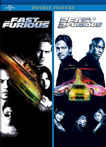 Fast And The Furious / 2 Fast 2 Furious