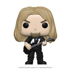 Funko Pop Rocks: Slayer - Jeff Hanneman