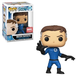 Funko Pop Marvel: Fantastic Four - Mister Fantastic (Collector Corps)