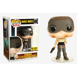 Funko Pop! Movies: Max Max Fury Road - Furiosa Hot Topic Exclusive