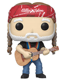 Funko Pop Rocks: Willie Nelson