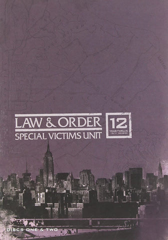 Law & Order: SVU: The 12 Years