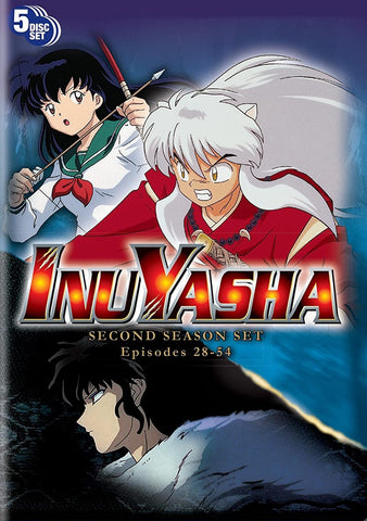 Inuyasha Second Season set