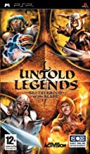 Untold Legends: Brotherhood Of The Blood