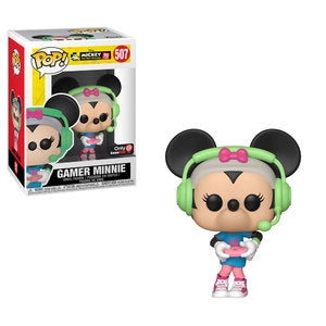 Funko Pop! Disney: Gamer Minnie (Gamestop)