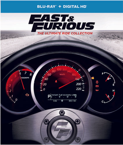 Fast & Furious: The Ultimate Ride Collection