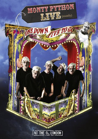 Monty Python Live: Mostly One Down - Five to Go