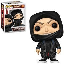 Funko Pop Rocks: Slipknot - Sid Wilson