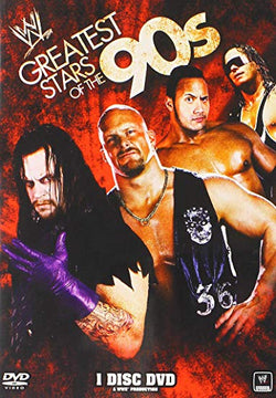 WWE: Greatest Stars of 90s (1 Disc)