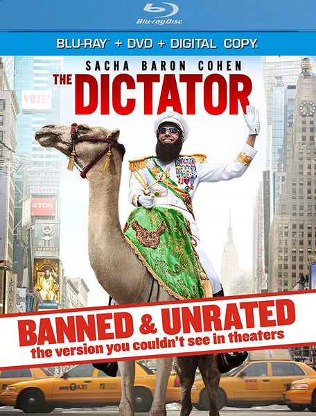 Dictator [Banned & Unrated]