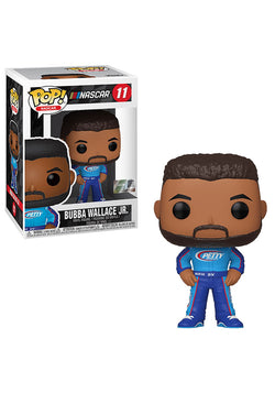Funko Pop Nascar: Bubba Wallace Jr.