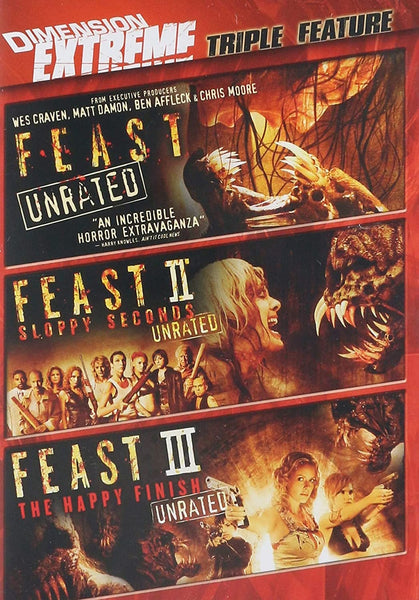 Feast Triple Feature