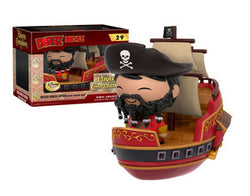Dorbz: Ridez - Pirates Of The Caribbean - Wicked Wench Captain