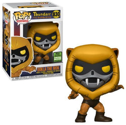 Funko Pop! Animation: Thundarr The Barbarian - Ookla The Mok (ECCC 2021 Spring Convention)