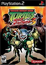 Teenage Mutant Ninja Turtles: Mutant Nightmare 3