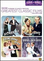 TCM: Turner Classic Movies Greatest Classic Film Collection: Astaire And Rogers Volume 2