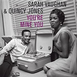 Sarah Vaughan & Quincy Jones