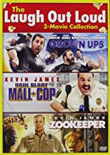 Laugh Out Loud Collection: Grown Ups/Paul Blart/Zookeeper