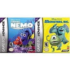 Monsters Inc / Finding Nemo